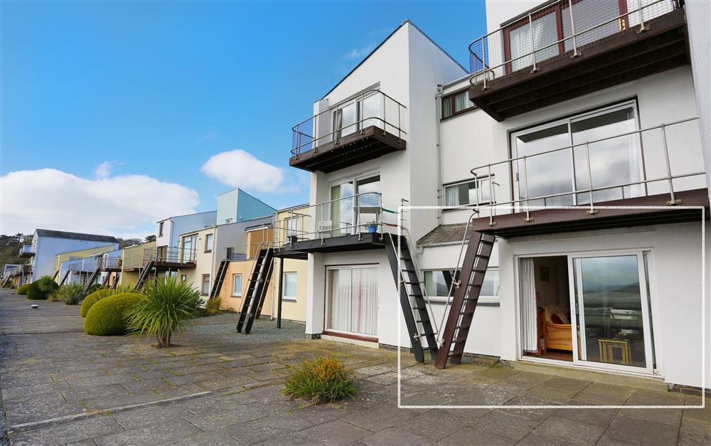 Eastuary Flat with Views, Porthmadog