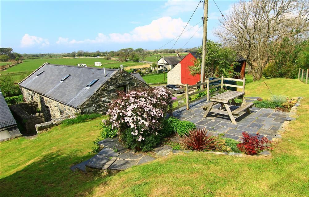 Relax and unwind in the beautiful Welsh countryside