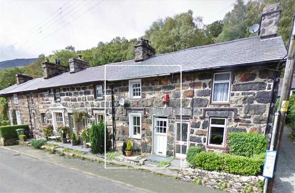 Village Cottage, Beddgelert