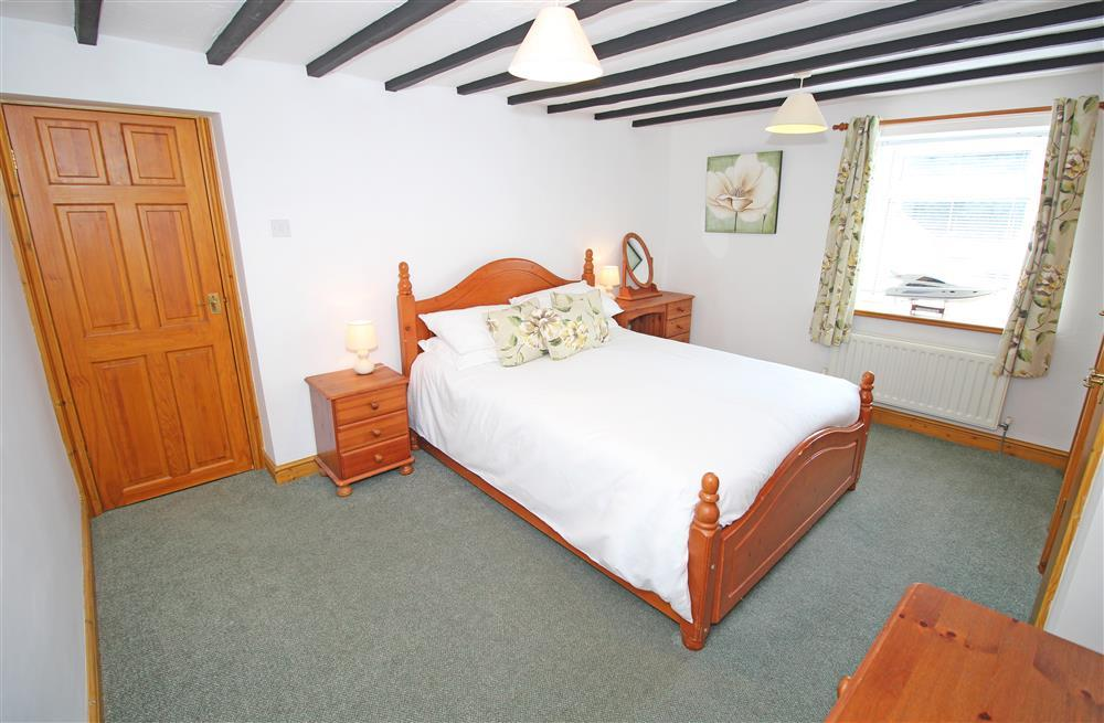 Bedroom 1 with a king-size bed (1st Floor)