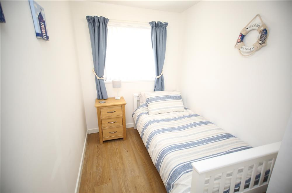 Single bedroom (ground floor)