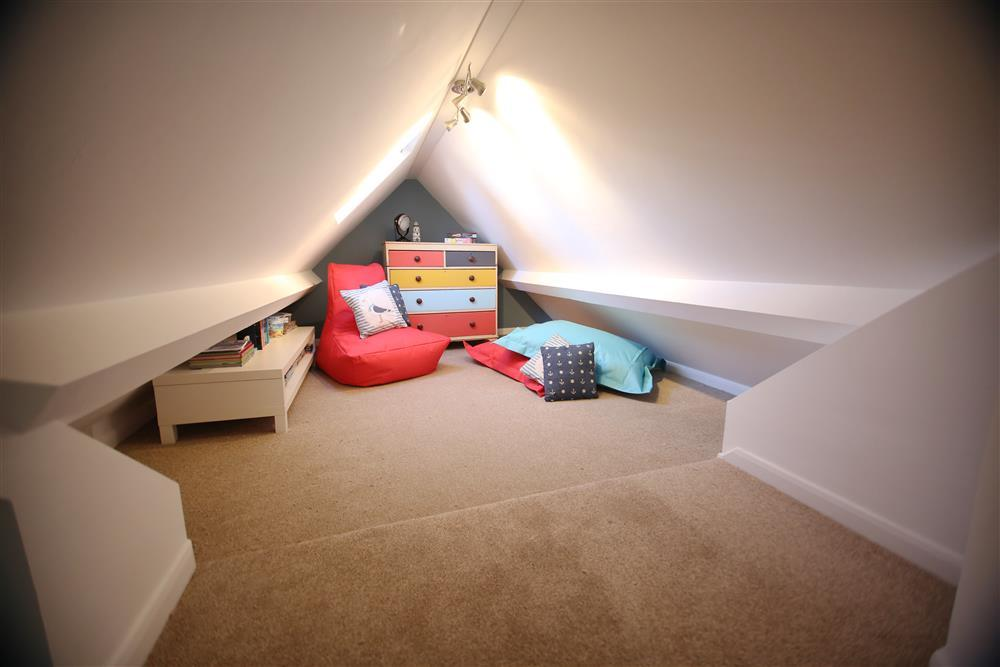 Kids room in the loft