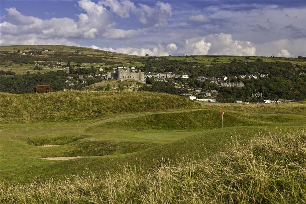 Royal St. David's golf course