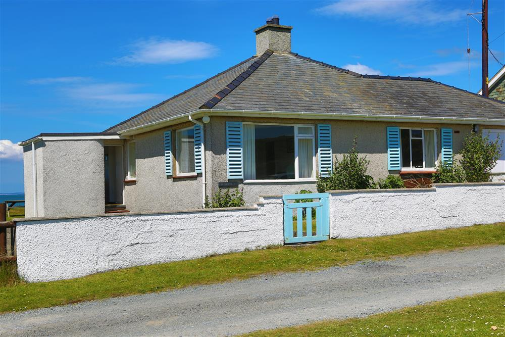 Beachside Bungalow near Harlech