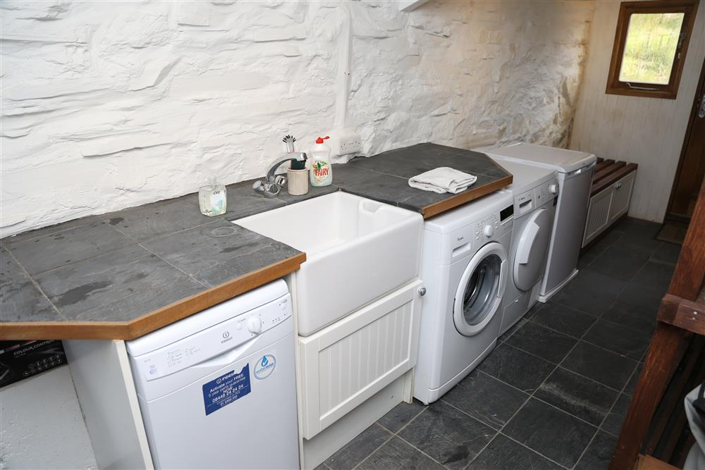 Shared utility room