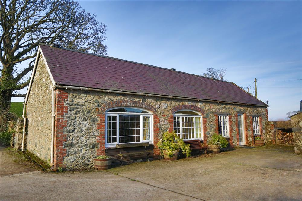 The Apple Tree is a converted coach house
