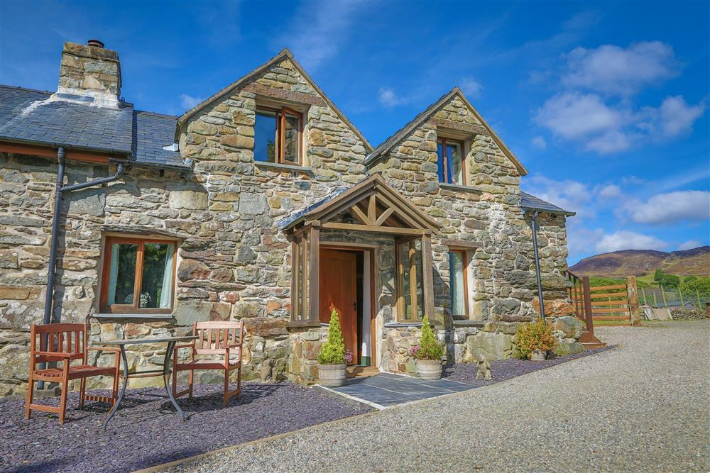 Prysor Cottage is in the Heart of Snowdonia