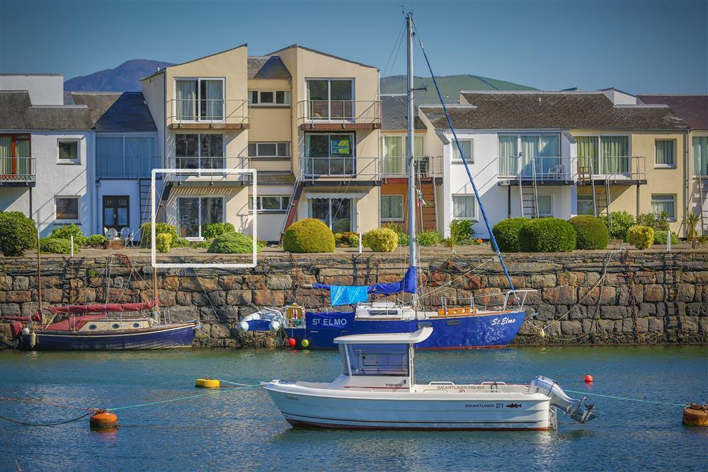 Flat with Harbour Views, Porthmadog