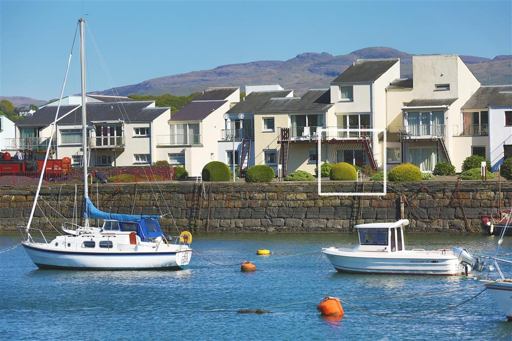 Harbour Views Flat, Porthmadog