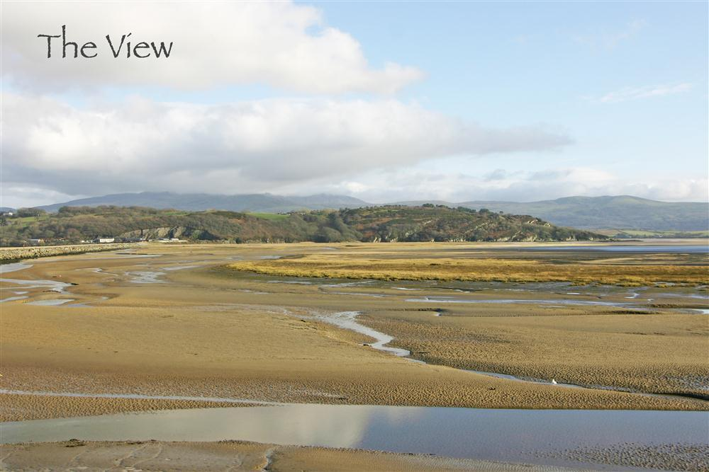 Spacious Villa with Views, Porthmadog