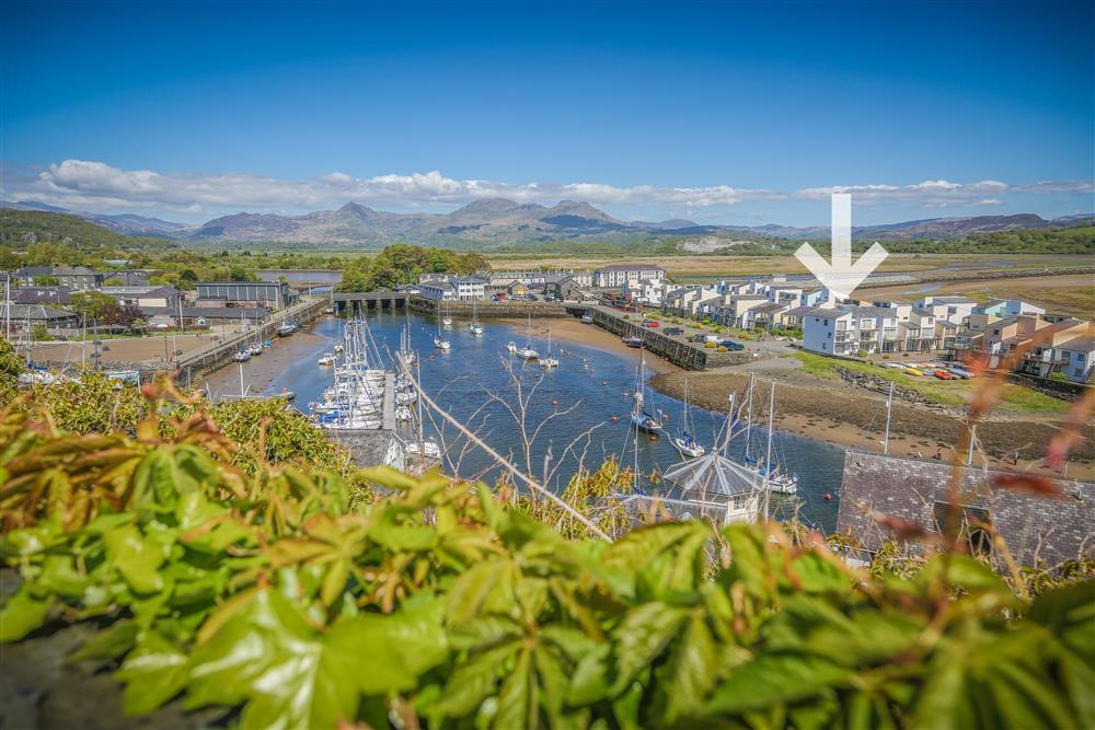 Harbour Retreat, Porthmadog