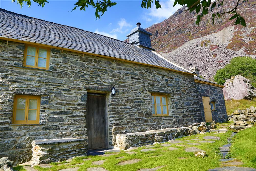 Cae Canol Farmhouse has an annexe, which is our ref. 5149