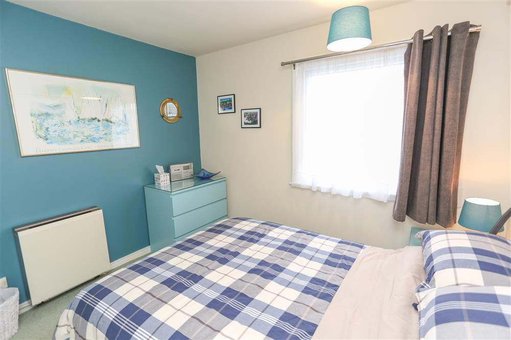 Bedroom 2: double bed (Ground Floor)