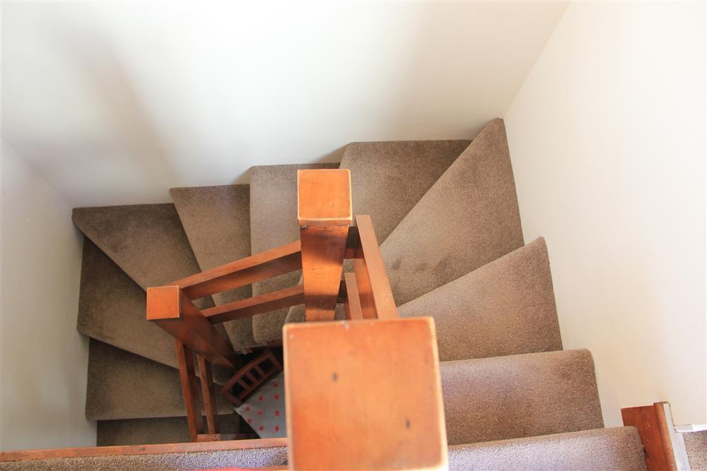 The staircase From the Ground Floor to the 1st Floor.