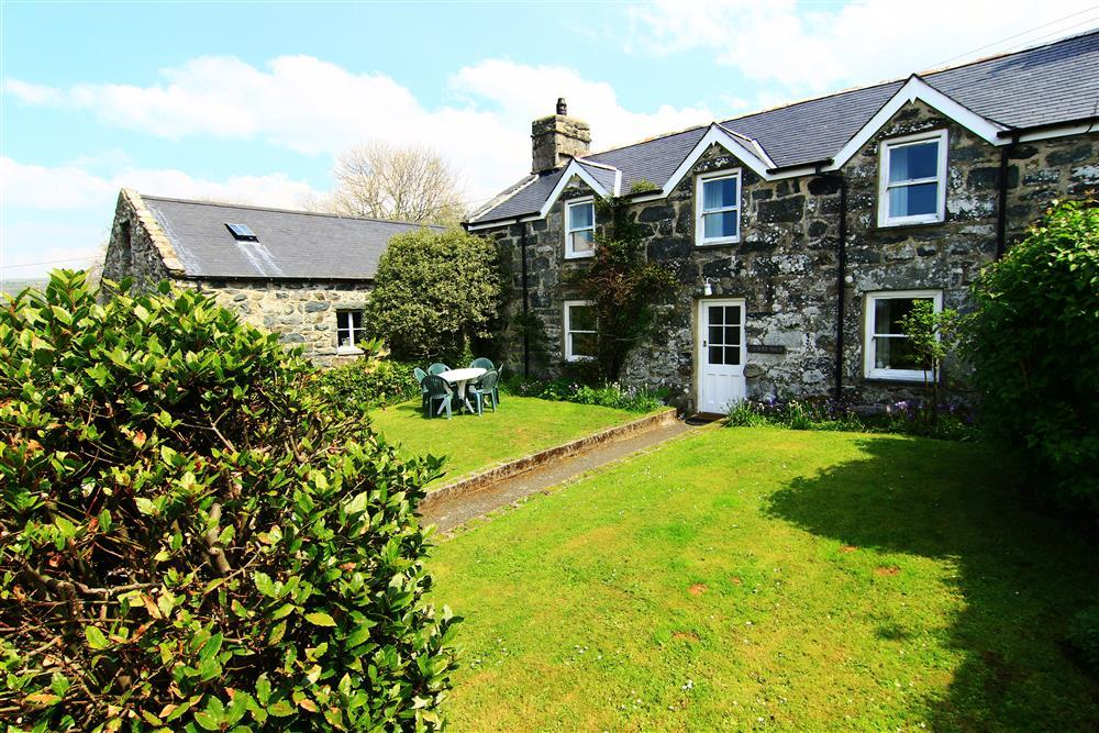 Former Farmhouse, Near Harlech
