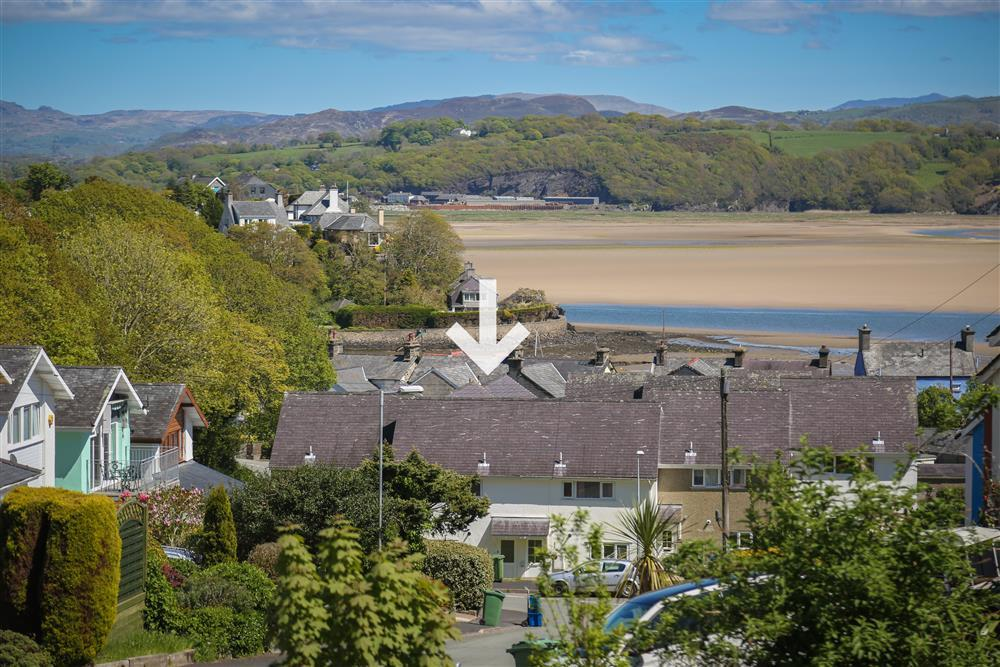Green Cottage, Borth y Gest