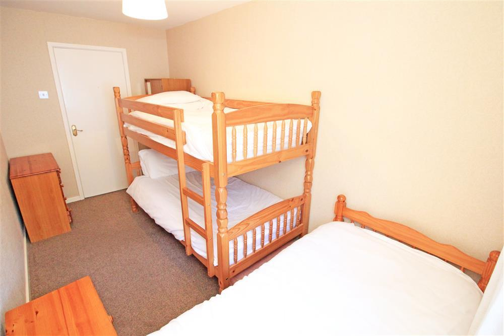 Bedroom 3 - Bunk bed and a single bed (1st Floor)