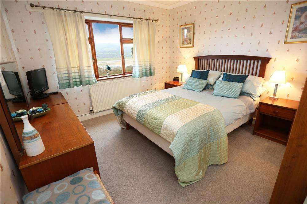 Bedroom 2 - Double bed. Gound Floor - same level as bedrooms 3, 4, bathroom, shower room and lounge.