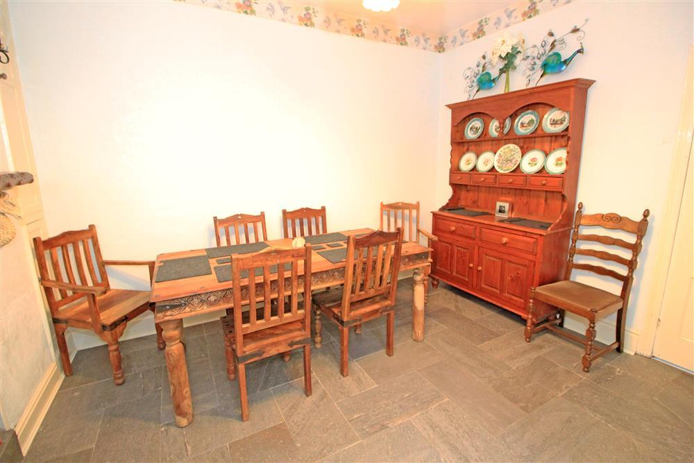 Dining Room on the ground floor