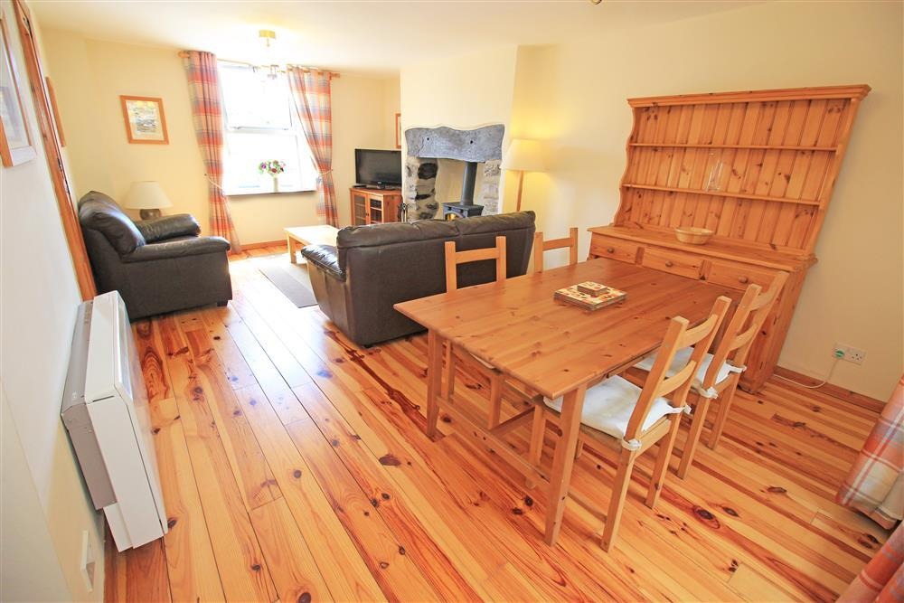 Living Room - Lounge & Dining areas (Ground Floor)