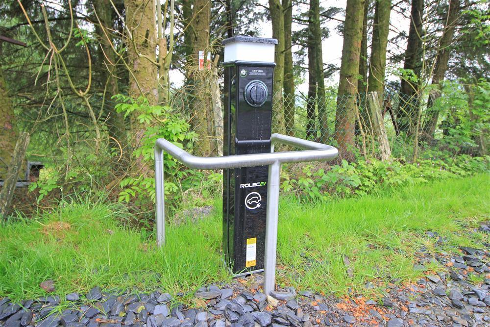 ELECTRIC CAR CUSTOMERS: There is a £40 charge per week for electric car hook up usage. Please state at time of booking if required.