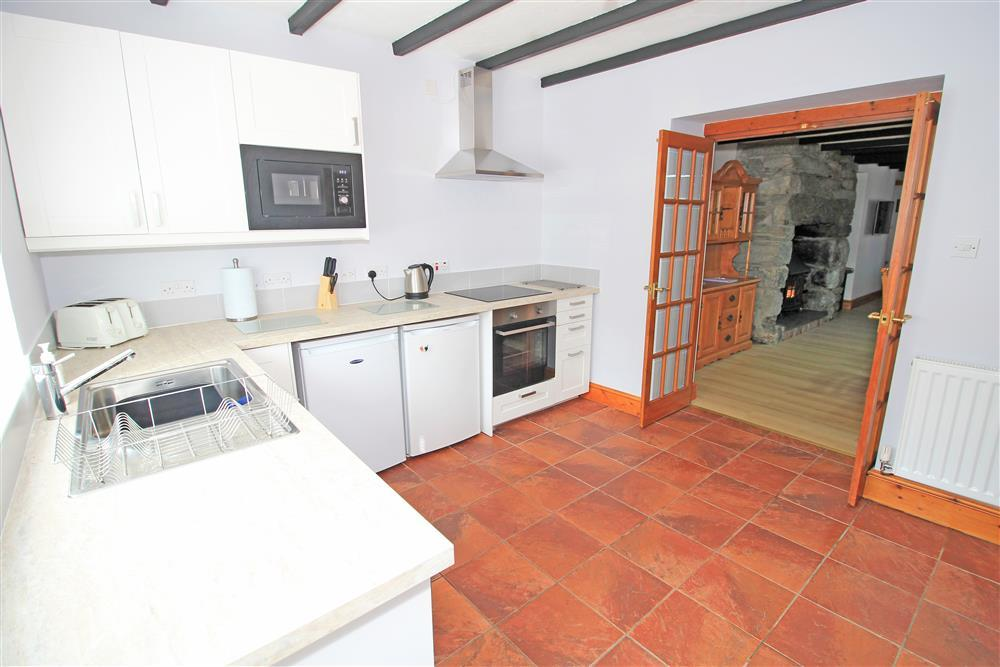 Kitchen next to the Lounge & Dining Areas (Ground Floor)