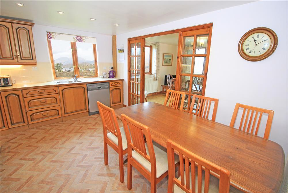 Kitchen (ground floor - same level as conservatory, dining room &  utility room)