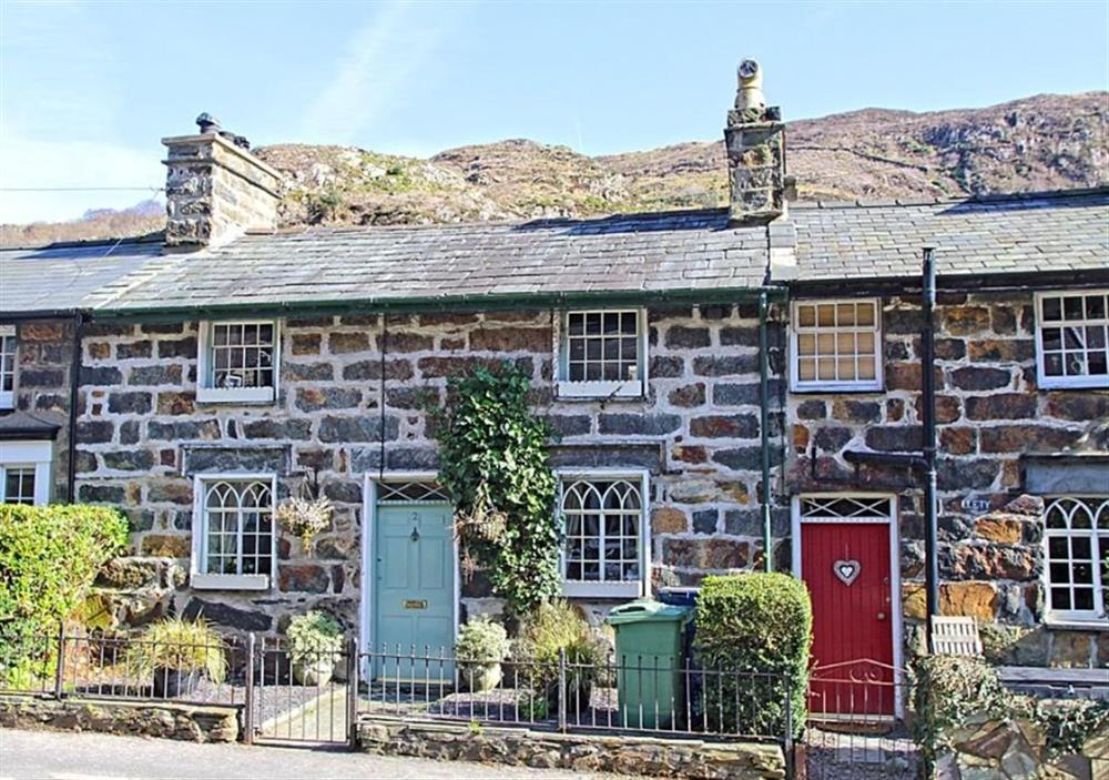 Riverside Cottage, Beddgelert