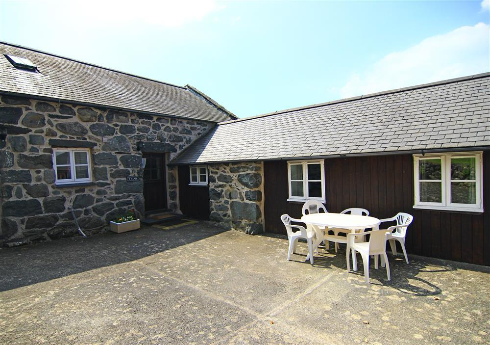 Stable Cottage, Near Harlech
