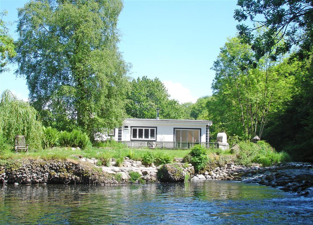 Fishing Lodge, near Caernarfon