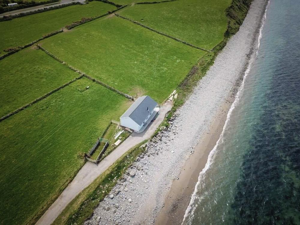 Captain's Beach House, Aberdesach