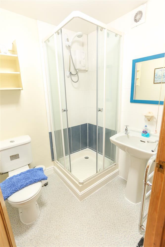 Shower room (ground floor)