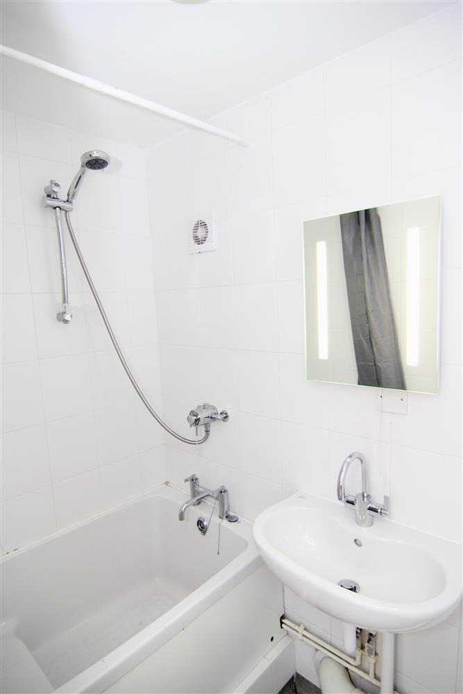 Shower room and WC which is downstairs