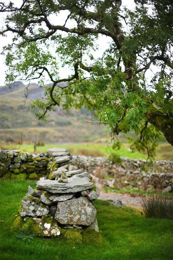Relax and unwind away from it all, here at Cae Canol Farmhouse