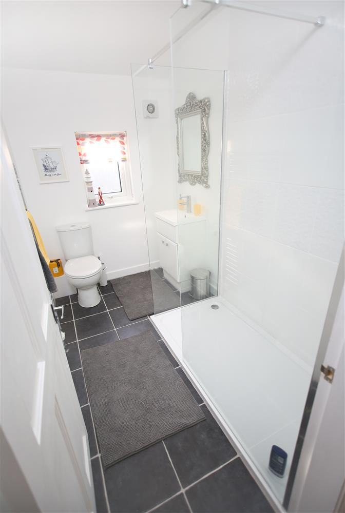 Shower room (1st floor)