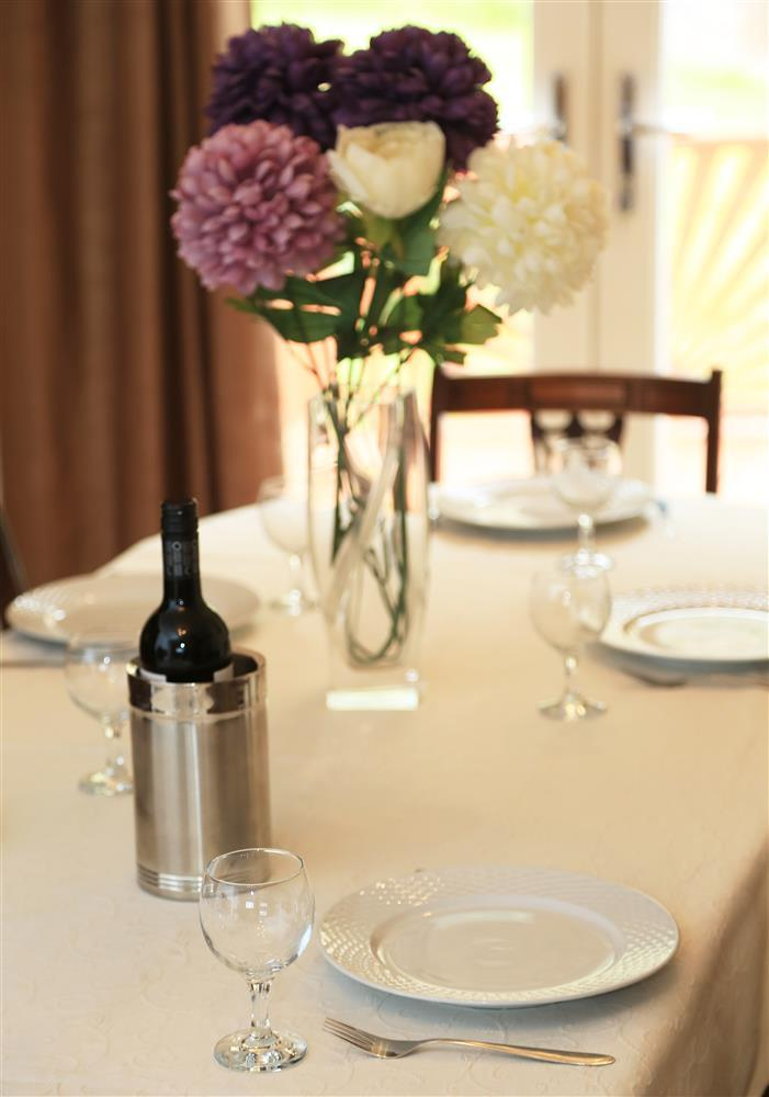 Wine and dine at Dizzy Heights