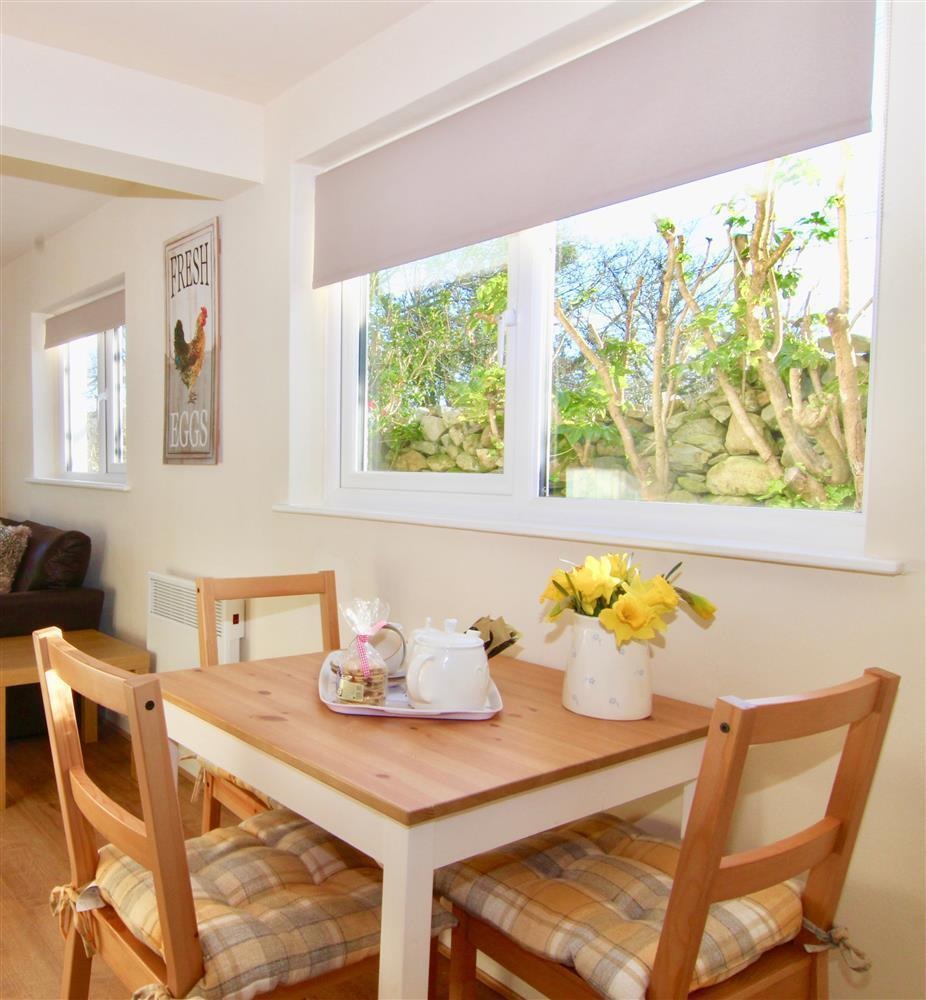 Dowlais Cottage Kitchen area (Ground Floor)